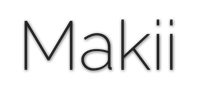 Makii e-Commerce WebSite Design Central Coast