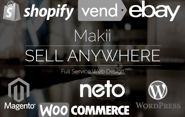 WORDPRESS SHOPIFY VEND NETO MAGNETO WOOCOMMERCE