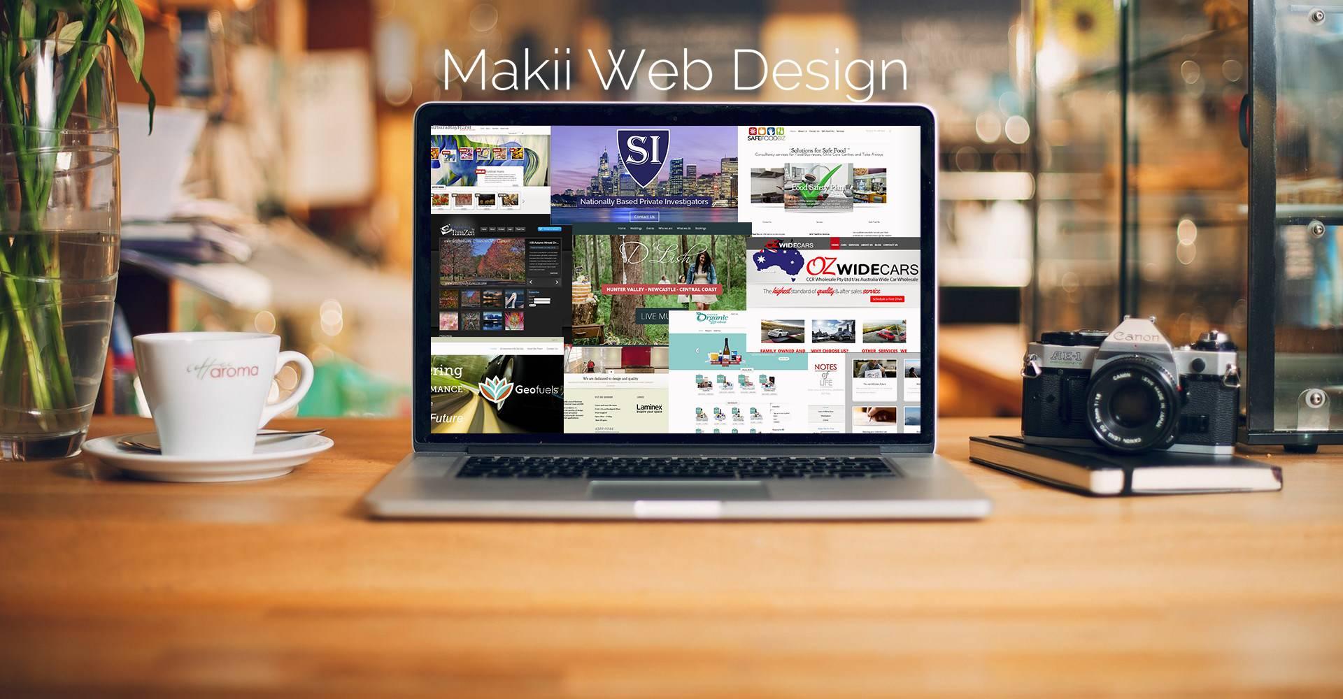 Website Design Central Coast